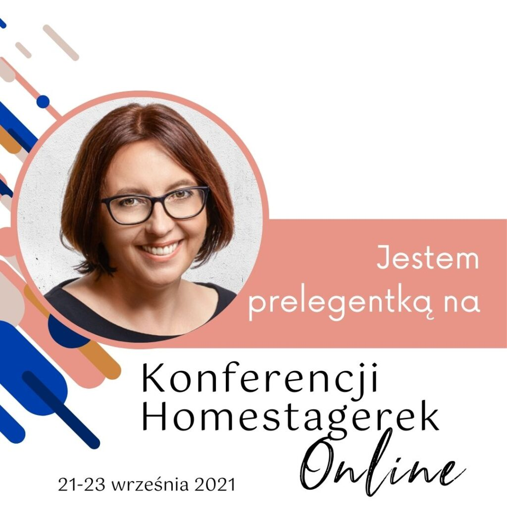 Konferencja Homestagerek On-line